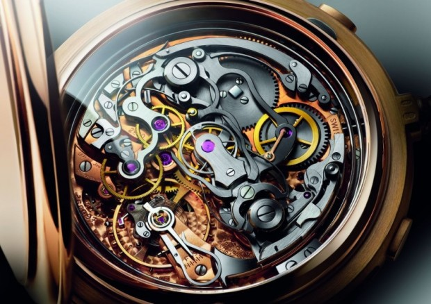 Audemars Piguet Pocket Watch Grand Complication Caseback