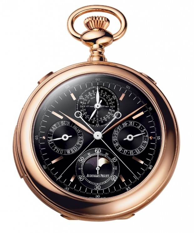 Audemars Piguet Pocket Watch Grand Complication