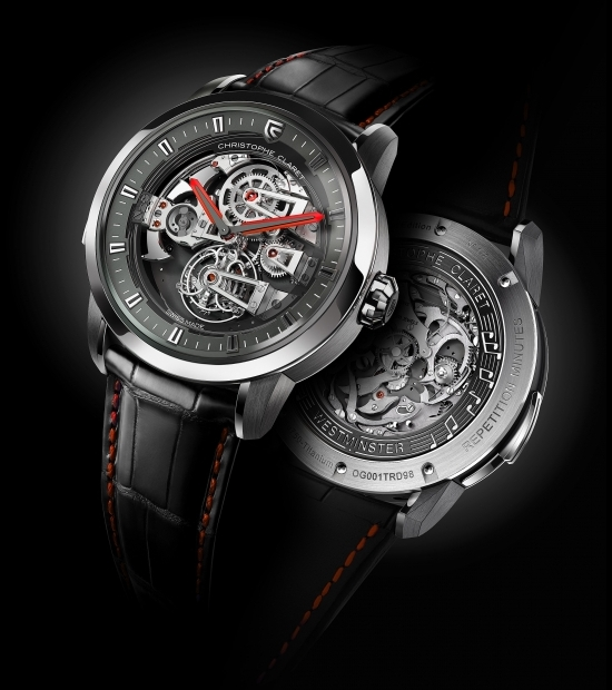 Christophe Claret Soprano Minute Repeater Watch