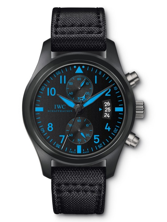 IWC Big Pilot's Chronograph TOP GUN Watch