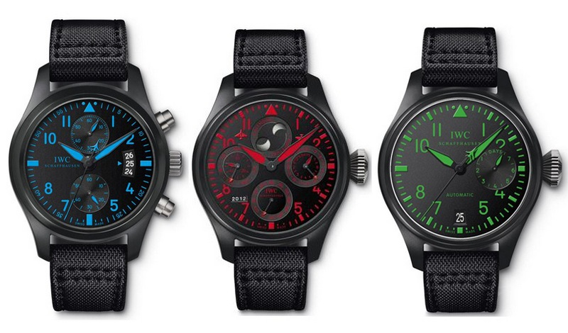 IWC Big Pilot's TOP GUN Collection 2013 Watches