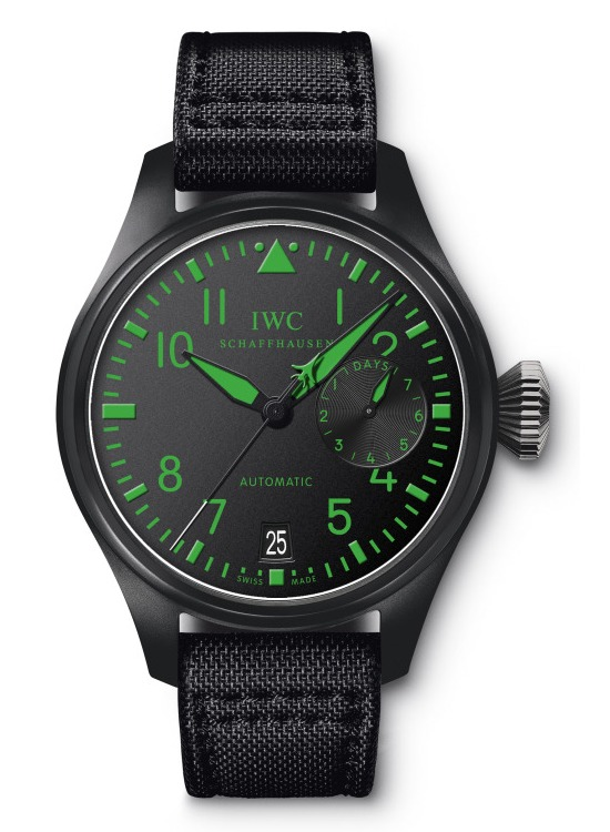 IWC Big Pilot's TOP GUN Green Watch
