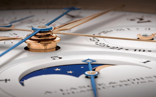 A. Lange & Söhne Grand Complication Six Piece Edition Watch Detail