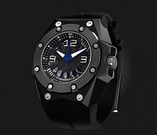 Linde Werdelin Oktopus II Moon Watch