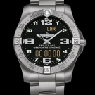 Breitling Professional Aerospace Evo Black Dial Watch