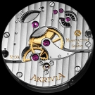 Caliber AA 2301 Movement Side
