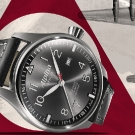 Alpina Startimer Pilot Automatic Sunstar Watch