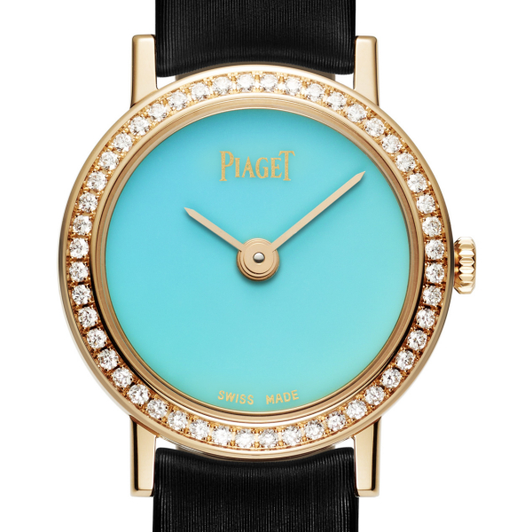 A Mixture of High-End Watchmaking and Jewelry – Piaget ...