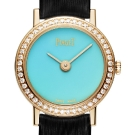 Piaget Altiplano Hard Stone Turquoise Dial Watch