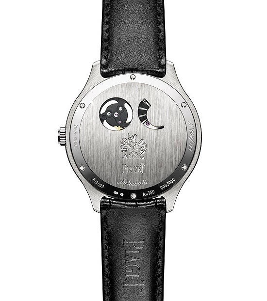 Piaget Emperador Coussin XL 700P Watch - Case Back