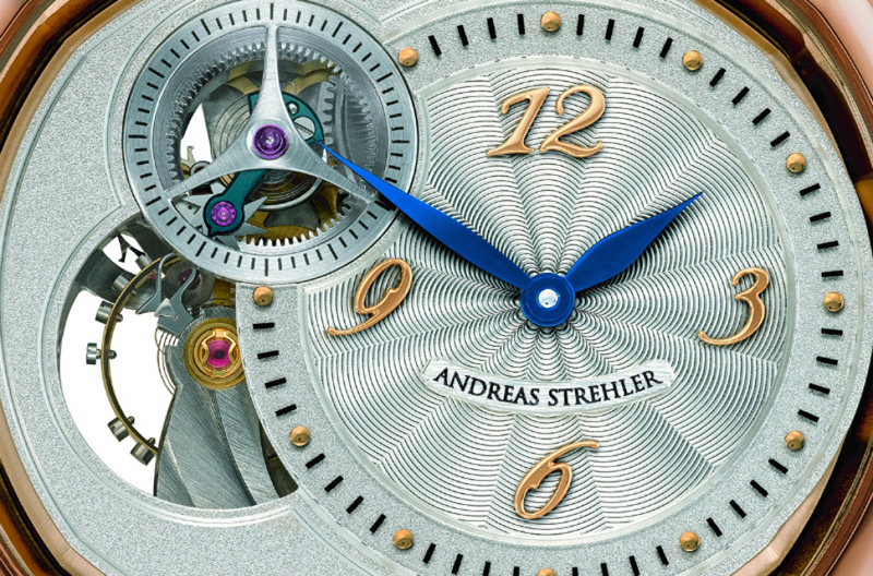 Andreas Strehler Sauturelle Watch Dial