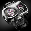Angelus U10 Tourbillon Calavera Watch