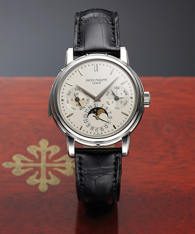 Patek Philippe Ref. 3974 Watch