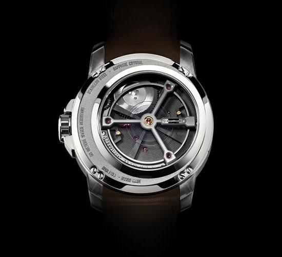 Antoine Martin Slow Runner Watch Caseback