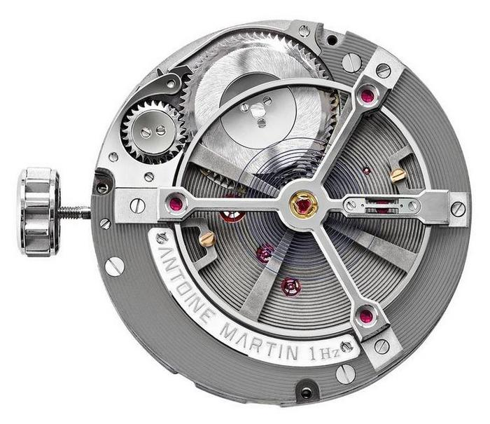 Antoine Martin Slow Runner Watch Movement