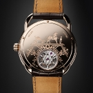 Hermes Arceau Lift Tourbillon Watch Case Back