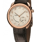 Hermes Arceau Le Temps Suspendu Rose Gold Watch