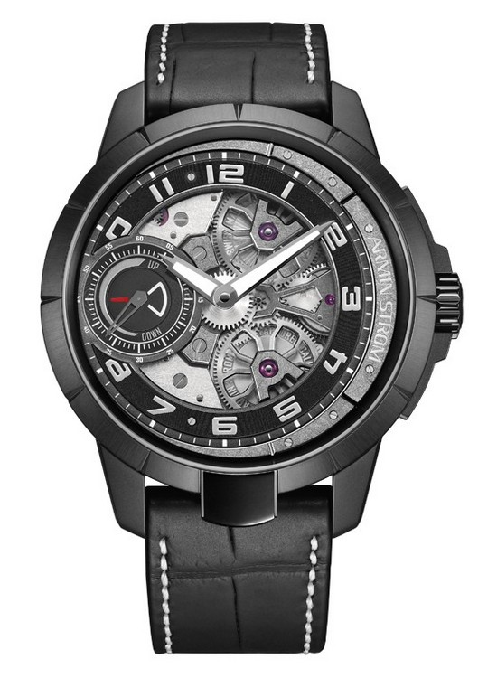 Armin Strom Edge Double Barrel Watch Front
