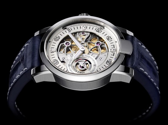 Armin Strom One Week Skeleton Water 2013 Only Watch