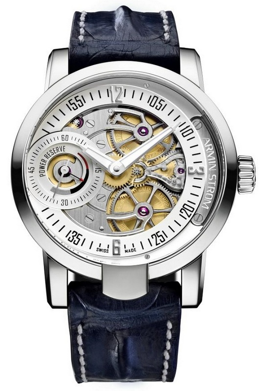 Armin Strom One Week Skeleton Water for Only Watch 2013
