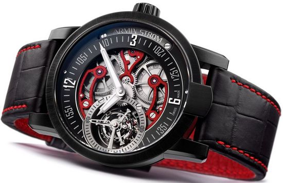 Armin Strom Racing Tourbillon Watch