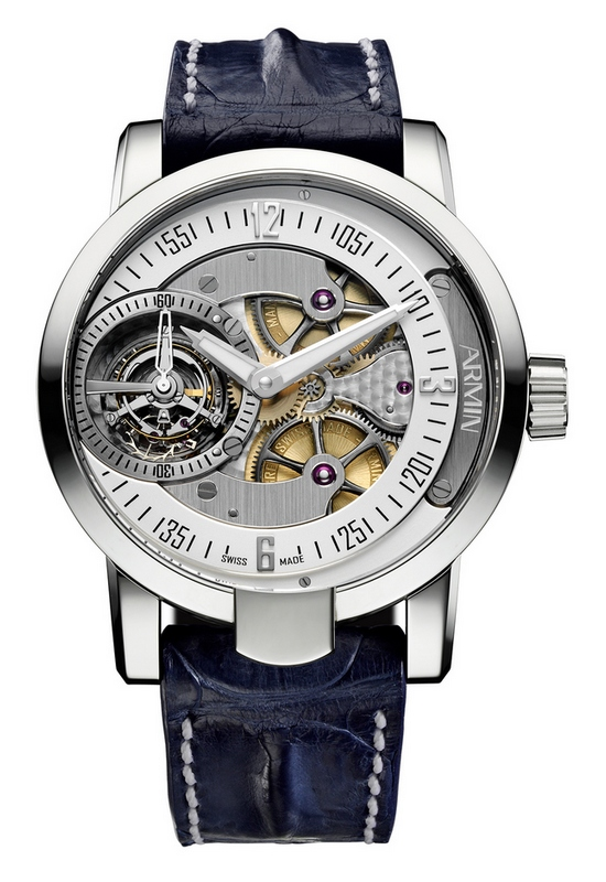 Armin Strom Tourbillon Water Watch