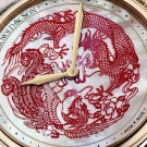 Arnold & Son HM Dragon & Fenghuang Watch Dial