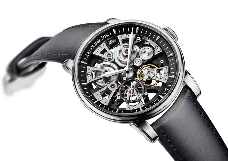 Arnold & Son Royal Nebula Stainless Steel Watch