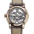 Arnold & Son Royal Nebula Red Gold Watch Back