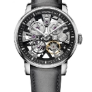 Arnold & Son Royal Nebula Stainless Steel Watch Front
