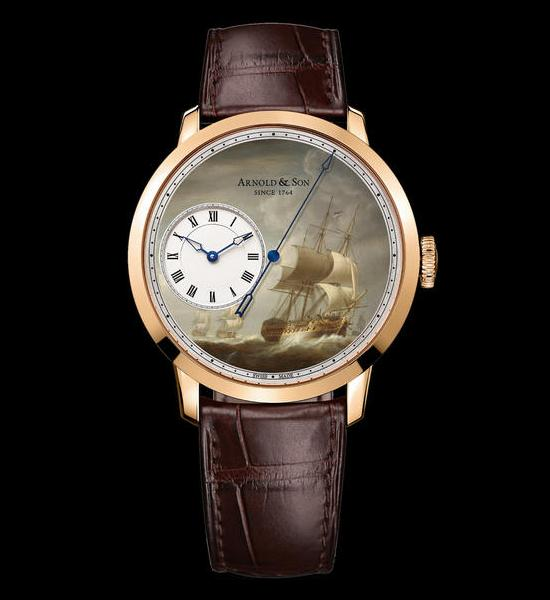 Arnold & Son East India Company Watch