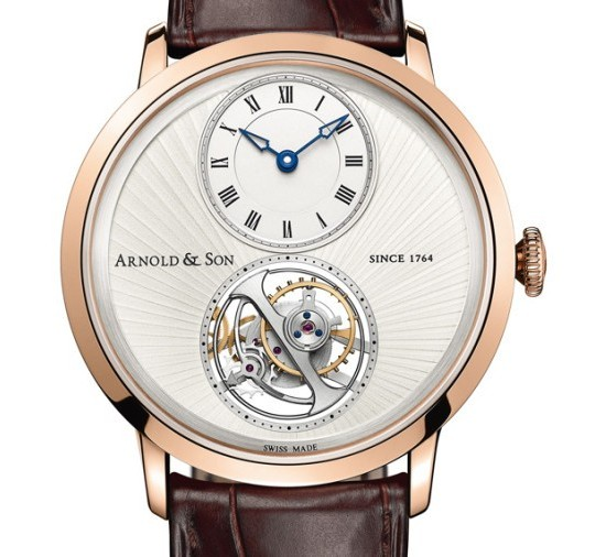 Arnold & Son UTTE Tourbillon Watch Dial