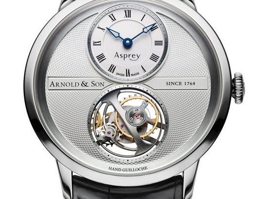 Arnold & Son UTTE Asprey Special Edition Watch Dial