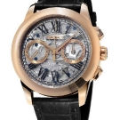 Ateliers deMonaco Admiral Chronographe Flyback Saphir Watch Rose Gold