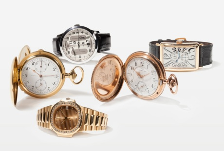 Auctionata Watch Auction