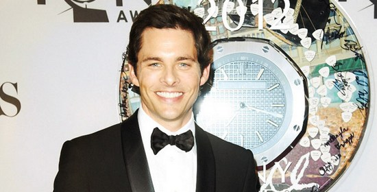 Audemars Piguet - James Marsden - 66th Annual Tony Awards