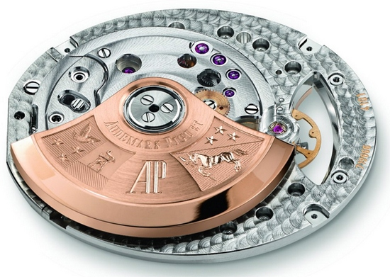 Audemars Piguet Caliber 4101 Back