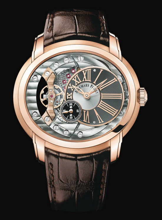 Audemars Piguet Millenary 4101 Rose Gold Watch 15350OR.OO.D093CR.01