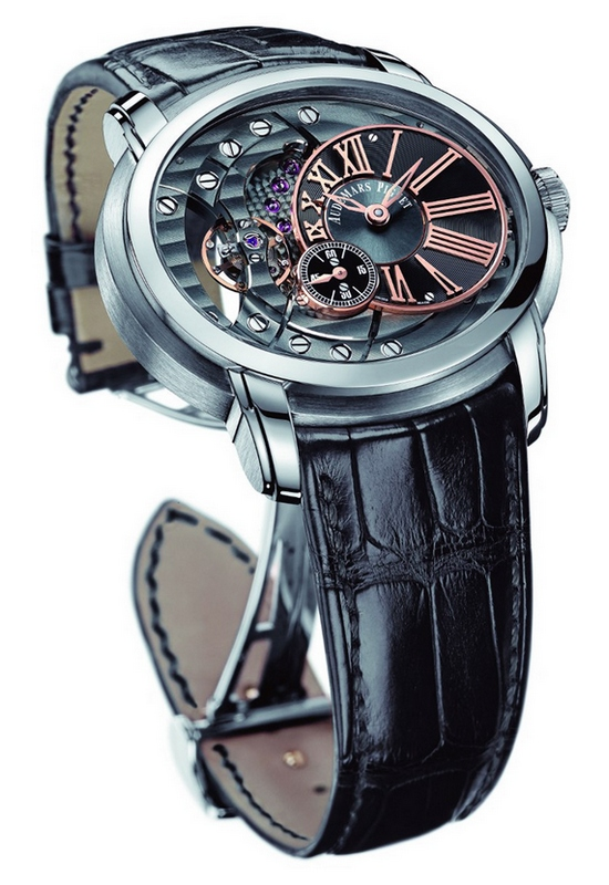 Audemars Piguet Millenary 4101 Stainless Steel Watch