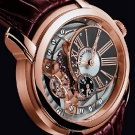 Audemars Piguet Millenary 4101 Rose Gold Watch Dail