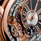 Audemars Piguet Millenary 4101 Rose Gold Watch Detail