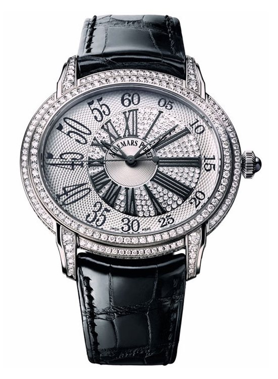 Audemars Piguet Millenary QEII Cup 2013 Watch Front