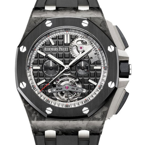 Audemars Piguet Royal Oak Offshore Selfwinding Tourbillon Chronograph Watch