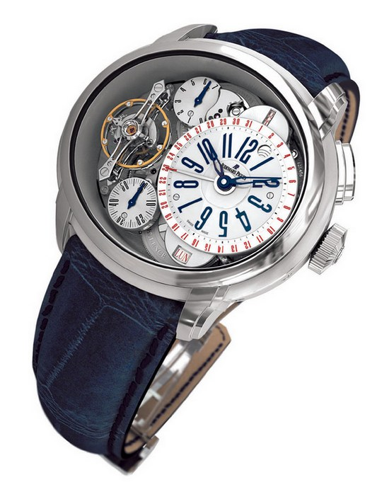Audemars Piguet Millenary Cabinet Number 5 for the Tradition of Excellence Collection Watch