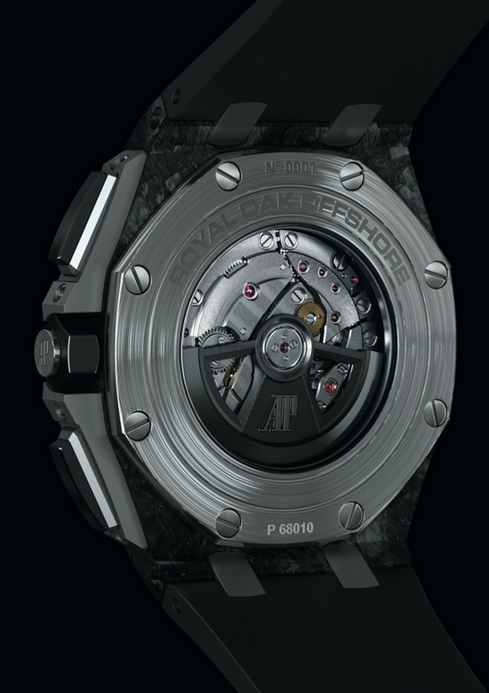 Authemars Piguet Royal Oak Offshore Chronograph Watch Caseback