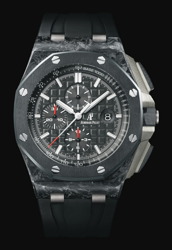 Authemars Piguet Royal Oak Offshore Chronograph Watch 26400AU.OO.A002CA.01