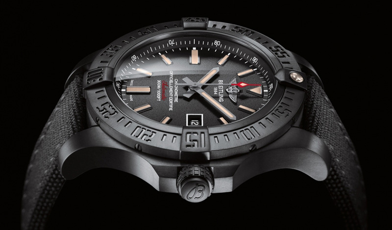 Breitling Avenger Blackbird Watch Profile