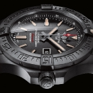 Breitling Avenger Blackbird Watch Dial