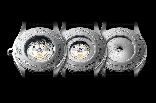 Ball Engineer II Magneto Valor Limited Edition Watch Back