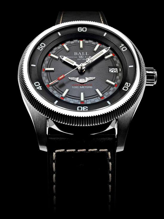 Ball Engineer II Magneto Valor Limited Edition Watch Front